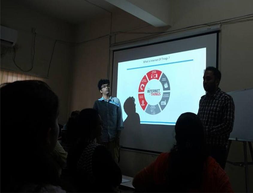 INTERNET OF THINGS – Engineering Cluster Pune